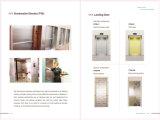 Levage de Dumbwaiter personnalisé par vente chaude d'ascenseur de nourriture 2017
