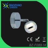 Lámpara de pared del cromo del laminado de Metal+Acrylic