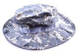 عسكريّة [كمو] صيّاد سمك يخيّم صيد دلو قبعة مع يوسع حافة