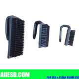 Leitender schwarzer Pinsel für Cleanroom-Gebrauch