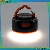 Lampe-torche campante imperméable à l'eau avec le côté du pouvoir 5200mAh