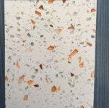 Tuiles blanches en cristal Polished de tache de miroir de quartz