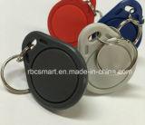 防水ABS 125kHz T5577 RFID KeyfobスマートなIDのカードメーカー