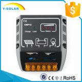 10A 12V 24V 240W Solarzellen-Panel-Aufladeeinheits-Controller-Energien-Regler mit LED CMP12-10A