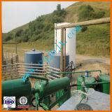 Aceite de motor usado Suráfrica del motor de Jnc que recicla para encender la máquina diesel