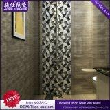 Sala de estar 300X300m m del cuarto de baño de la cocina de la pared del azulejo TV de la pared del mosaico de la cerámica de Foshan Juimsi