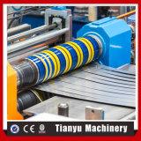 Лист разрезая линию с полноавтоматическим обрабатывал изделие на определенную длину машина