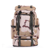 Hombro táctico Backback de la cintura del bolso de los deportes al aire libre del soldado de múltiples funciones del recorrido