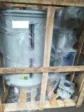 Secador estándar de la tolva del mezclador de la resina plástica del estirador