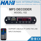 MP3 Mini Decorder Board para memória USB / TF Card-102
