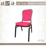 宴会(JY-T10)のための方法金属フレームスタック椅子