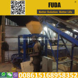 Qt4-24 6 polegadas de bloco da cavidade que faz a máquina para o mercado de Nigéria