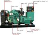diesel électrique de générateur de 40kw 50kVA