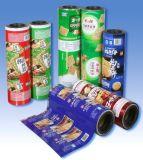 Напечатанные пластичная прокатывая пленка крена мешка для еды и медицинско