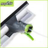 Líquido de limpeza do pulverizador do indicador com rodo de borracha e Microfiber