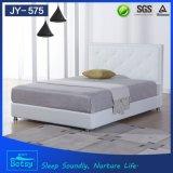 중국에서 현대 디자인 가격 합판 2인용 침대
