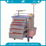 AG-Et001A1 Heet verkoop ABS het Medische Karretje van ISO&Ce