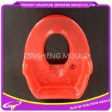 Molde plástico de la cubierta de asiento de tocador del bebé de la inyección
