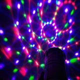 Colorido de emergencia recargable de luz de camping móvil de carga del teléfono USB