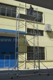 Système de bâti de HDG Scaffloding/échafaudage pour la construction