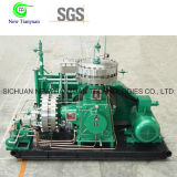 430nm3h Taxa de fluxo Compressor de oxigênio de alta pressão de descarga