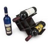 Бабочка шкафа вина хранит Mahogany темноты агрегата 8 бутылок минимальный