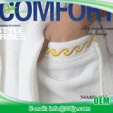 Robe longue bon marché personnalisée de douche d'hôtel de couleur
