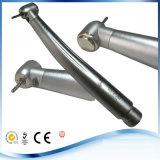 Fornecer o equipamento do dentista, botão de pressão, dente, peça de mão dental, com luz