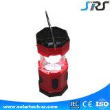 셀룰라 전화 충전기를 가진 고품질 태양 LED 야영 손전등
