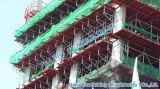 Échafaudage de système d'Octagonlock pour des projets de construction