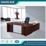 Mesa de madeira moderna para a venda, mesa executiva da mobília de escritório do escritório, mesa do comedoiro