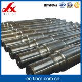Pezzo fucinato d'acciaio dell'asse dell'asta cilindrica di alta qualità dalla Cina