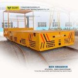 Carrello di trasferimento della piattaforma di capienza di 10 tonnellate per la fabbrica resistente