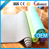 Personalizado impreso PVC Yoga Mat 6p Certificado