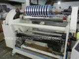 Machine de fente enroulante extérieure pour le PVC
