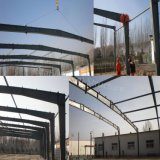 Stahlkonstruktion-Gebäude für Büro/Werkstatt
