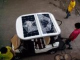 Sonnenenergie 2 Seater elektrischer Golf-Buggy