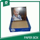 물결 모양 장식용 대 카운터 도매 전시 상자