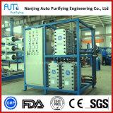 Usine industrielle de purification d'eau d'EDI