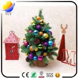 Decoración navideña Árbol de Navidad con luz de cadena Decoración multicolor LED