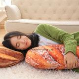 Almohadilla rellena formada pan creativo del sofá