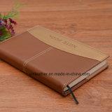 Het Notitieboekje van de Levering van het bureau A5, het Notitieboekje van de Agenda van het Leer