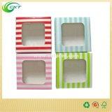Rectángulos de papel de la ventana clara de encargo al por mayor en China (CKT-CB-364)