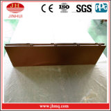 Façade en aluminium matérielle de décoration d'enduit de PVDF