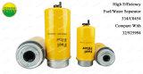 Combustible de la eficacia alta/separador de agua 334/C0454