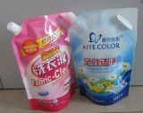 洗濯洗剤のための環境に優しい液体の包装のプラスチック口の袋袋