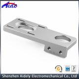 Piezas de aluminio que trabajan a máquina del CNC de la aduana del OEM para el equipamiento médico