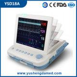 Fetal Monitor ECG Maternal Hospital Equipment Monitor de Paciente Portátil Ysd18A