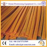 Vorgespannter Beton Plastik-HDPE Leitung für vorgespanntes Anker-Kabel