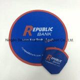 Frisbee ткани многофункционального подарка промотирования Nylon складной